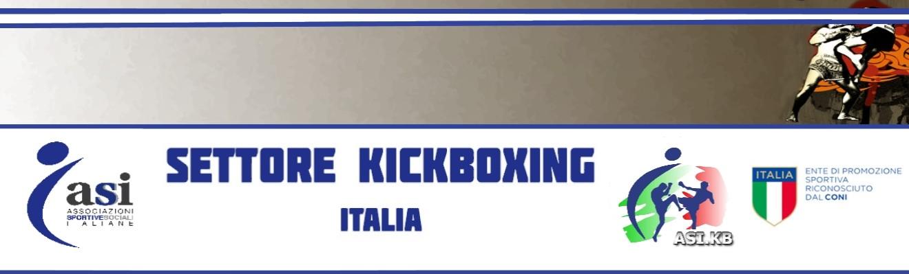 ASI Settore Kickboxing